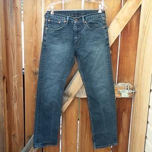 Levis mens 505 jeans size 32